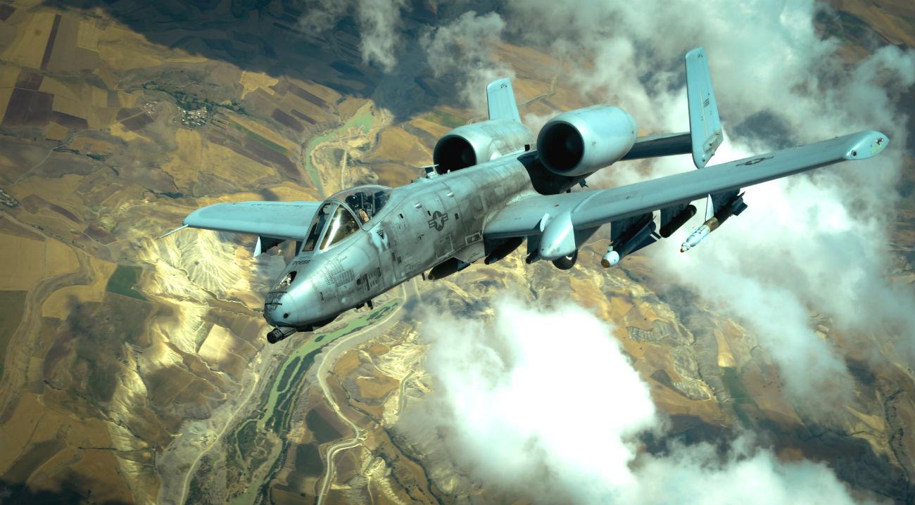 A-10 Asending