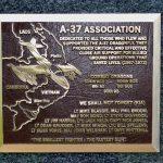 A-37 Association memorial