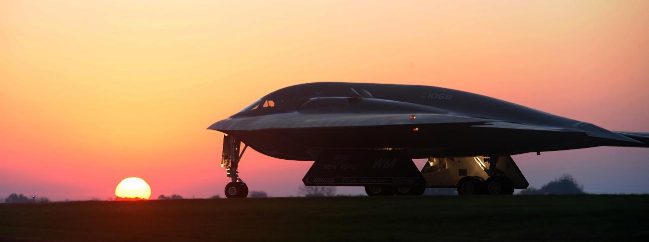 B-2 Spirit - Exercise Global Thunder