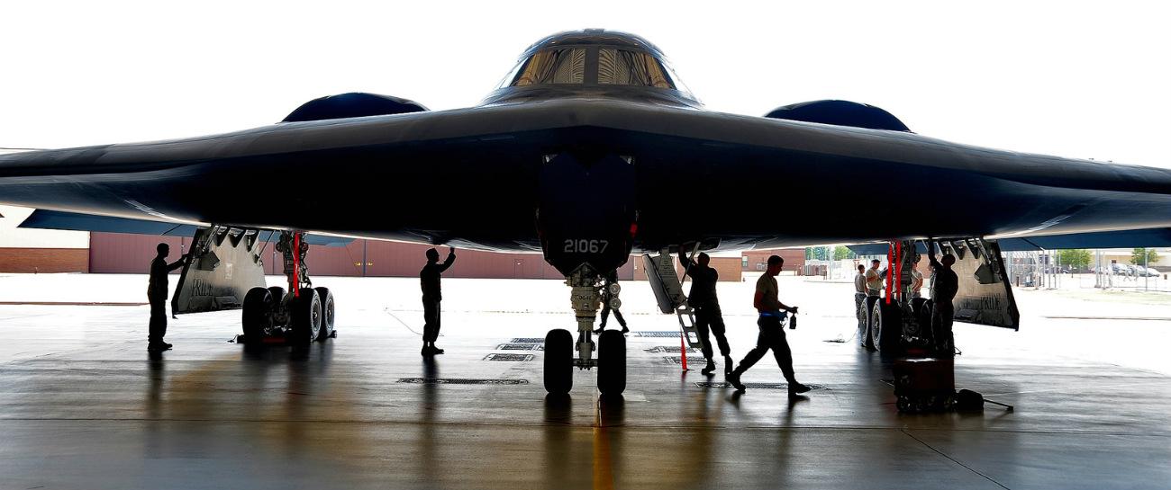 B-2 Spirit - Phase Inspection