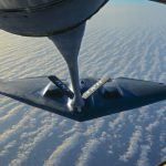 B-2 Spirit - Refuel