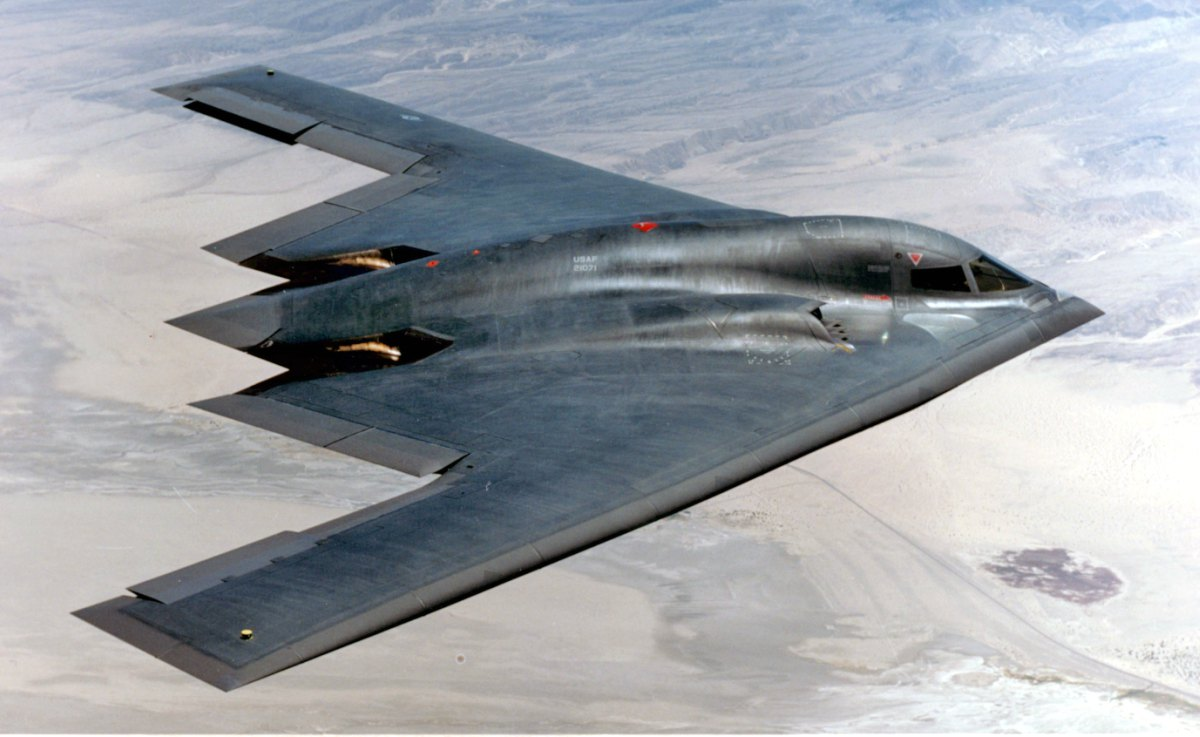 B-2 Spirit in flight