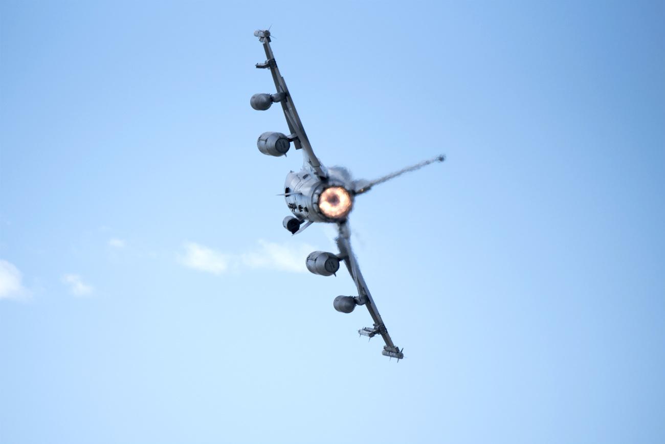 F-16 fighting falcon engine