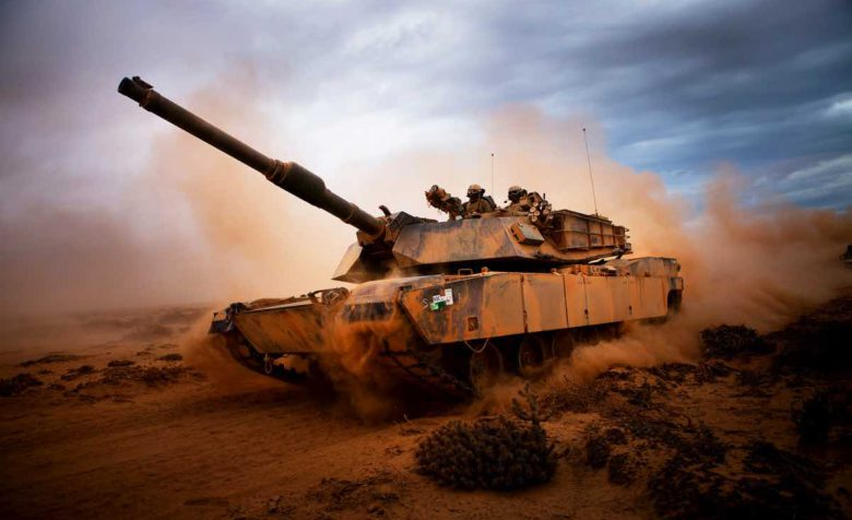Modern Battle Tanks feature