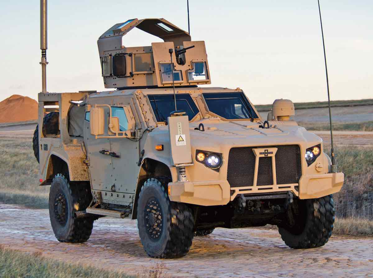 Oshkosh L-ATV military vehicles for sale