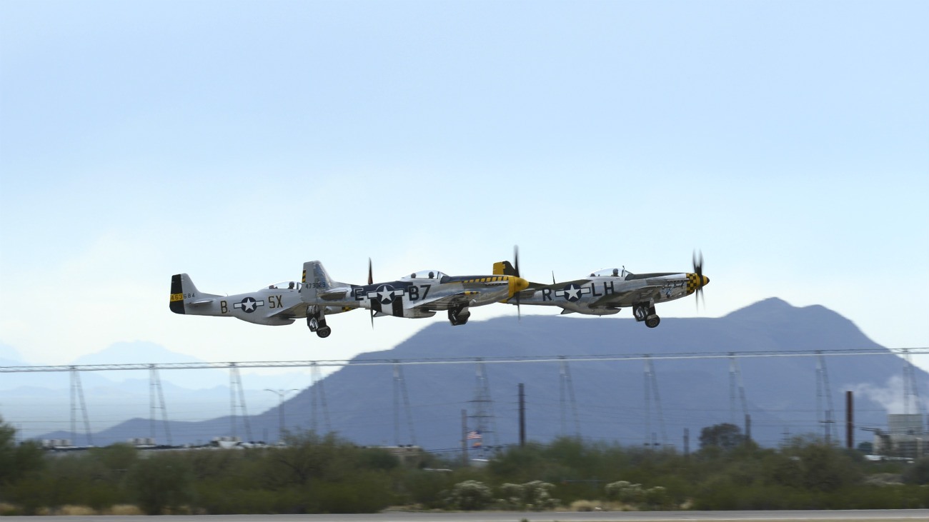P-51 Mustang Group