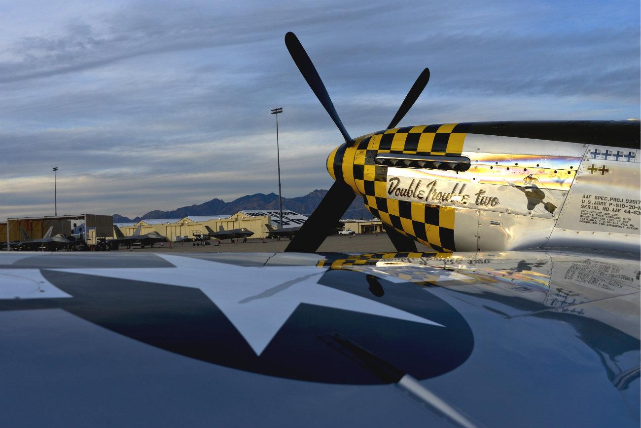 P-51 Mustang Wing