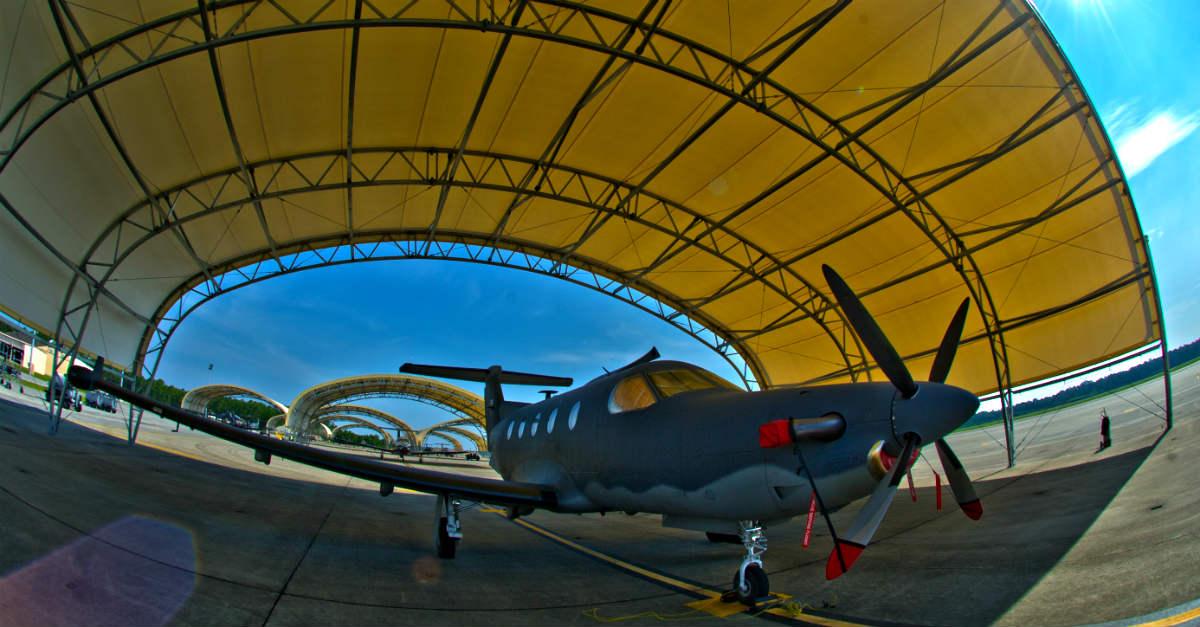 U-28A Aircraft | Specifications, Unit Cost, Images, Cockpit