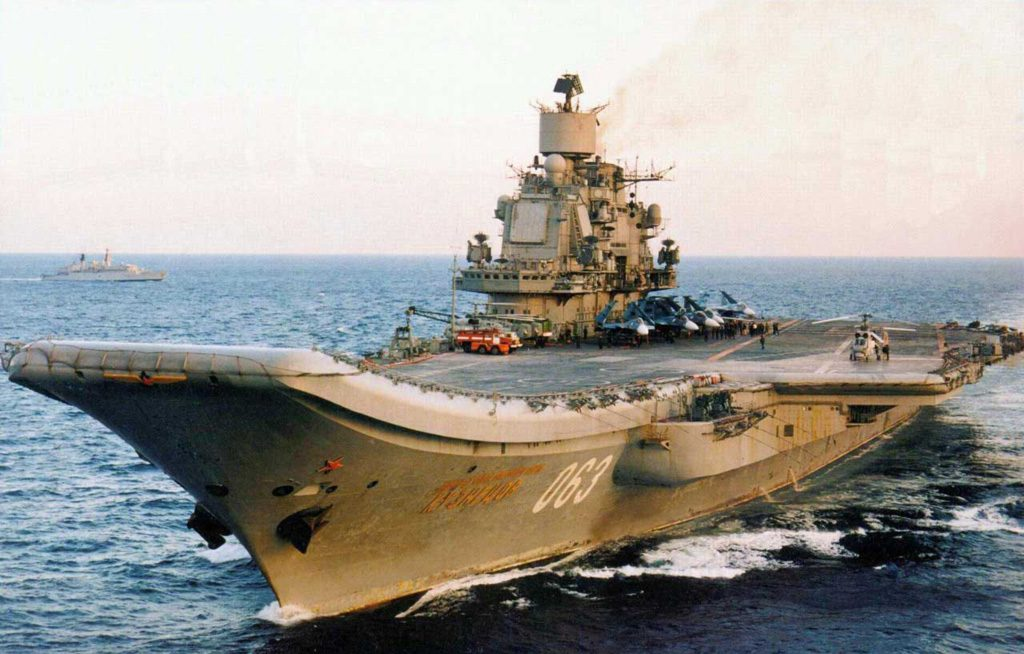 11 Largest Warships in the World | Biggest Battleships in