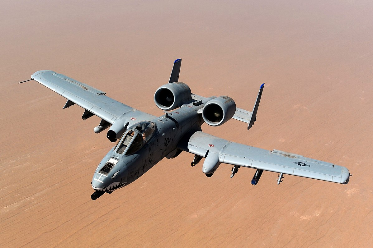 a-10 facts