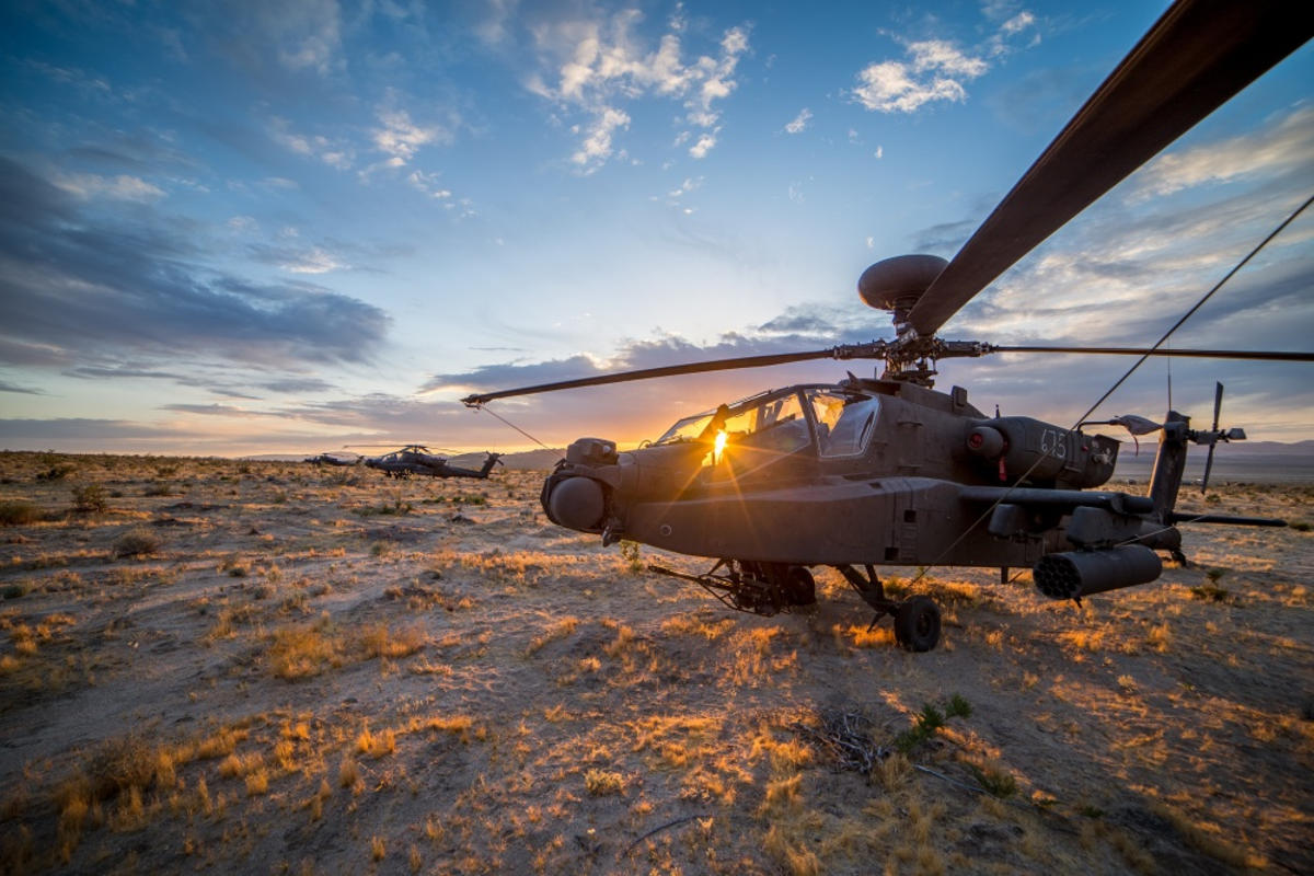 Fighting War On Terror By Flying Blind >> Interesting Facts About The Ah 64 Apache Attack Helicopter