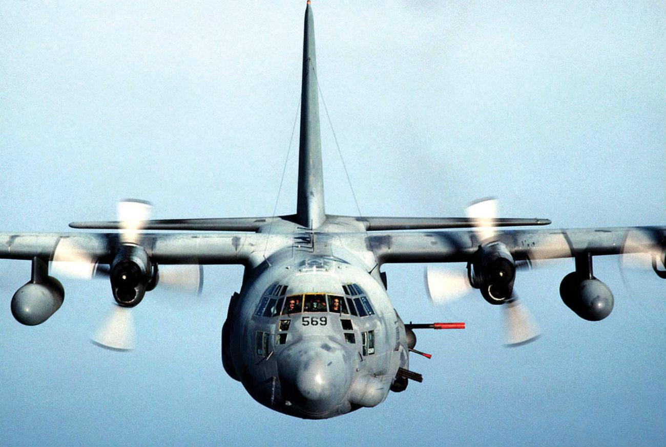 Boeing Military Aircraft - AC-130U Spooky