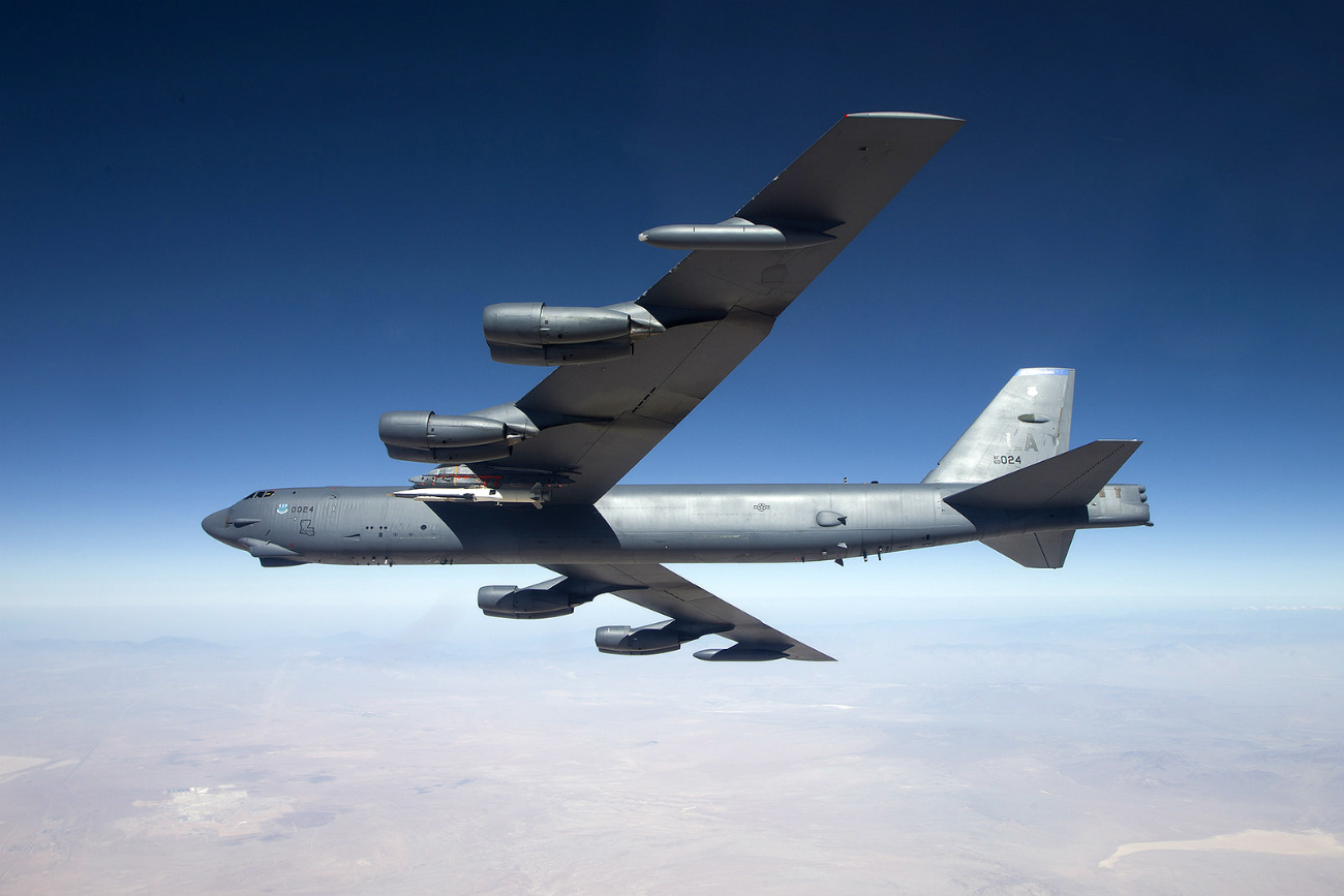 Boeing Military Aircraft - B-52 Stratofortress