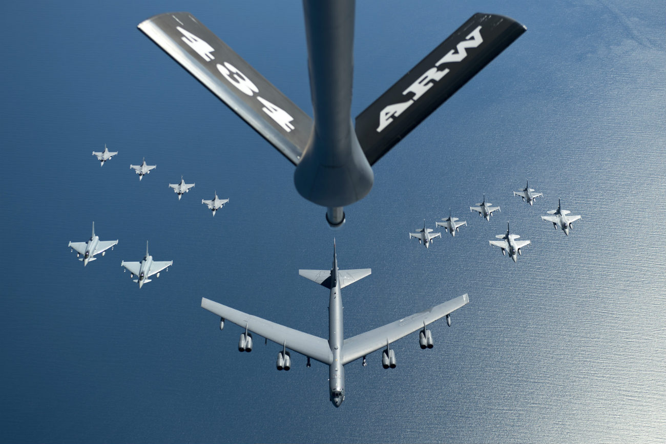 Boeing Military Aircraft - B-52