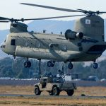 Boeing Military Aircraft - CH-47 Chinook
