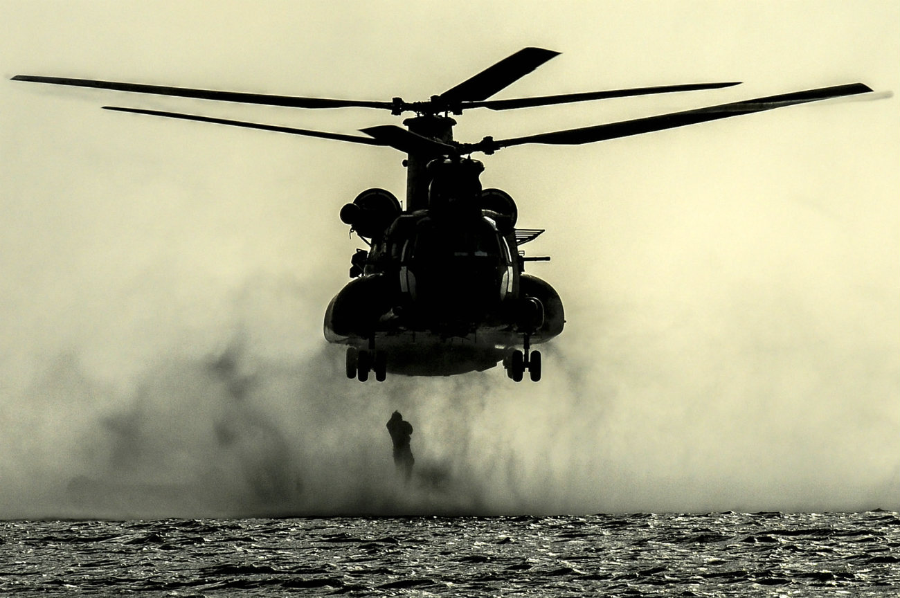 Boeing Military Aircraft - CH-47