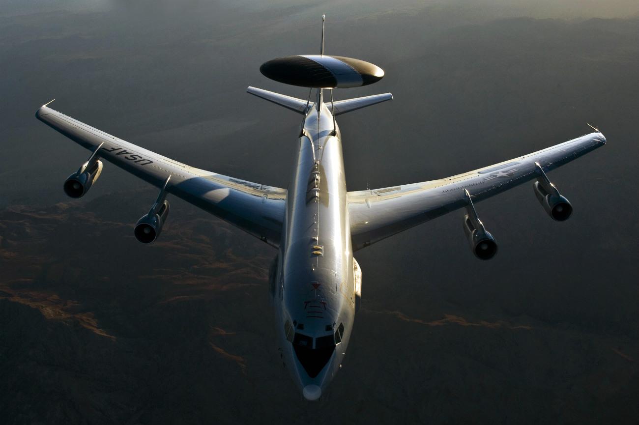 Boeing Military Aircraft - E-3 Sentry