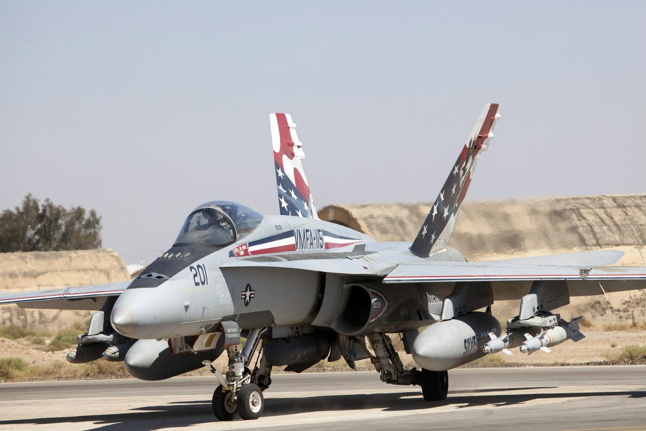 Boeing Military Aircraft - FA-18 Super Hornet