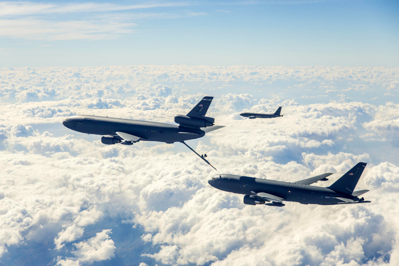 Boeing Military Aircraft - KC-46