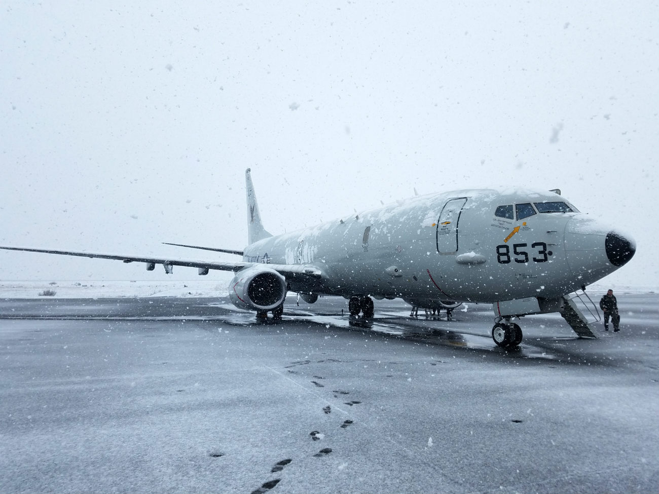Boeing Military Aircraft Images - P-8 Poseidon