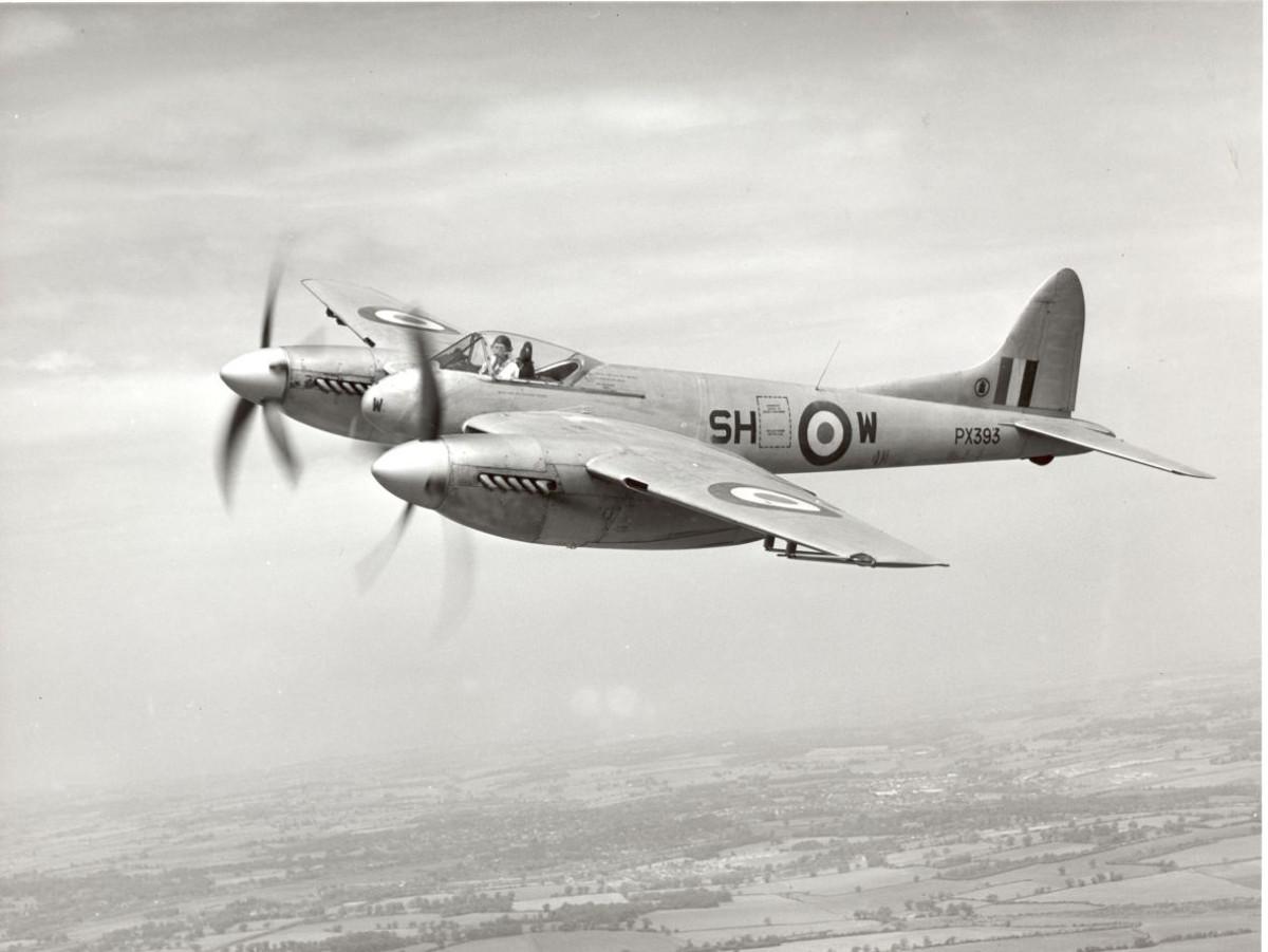 De Havilland Hornet F3