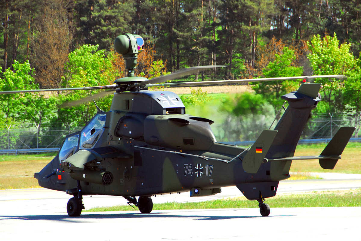 Eurocopter Tiger most expensive military helicopters