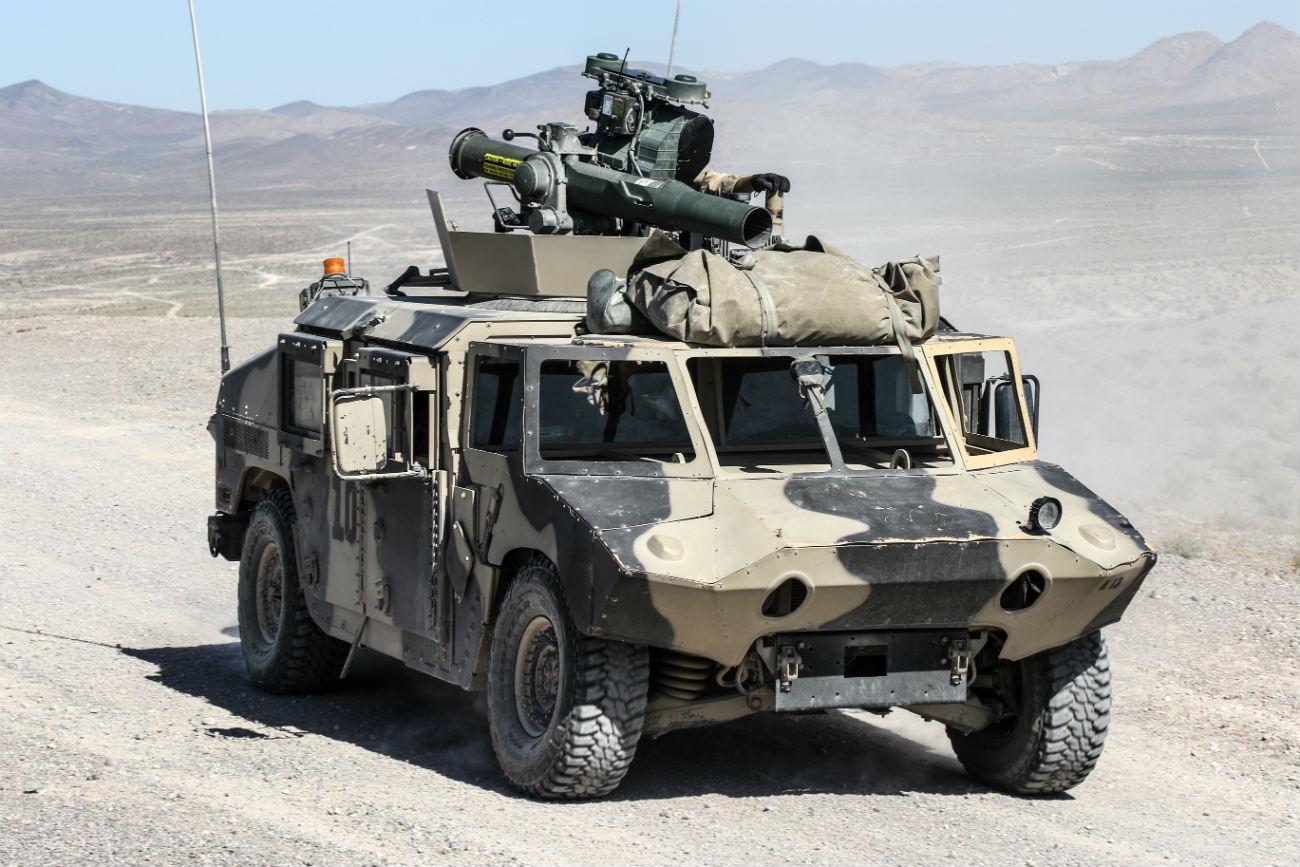 HMMWV - Killer Troop