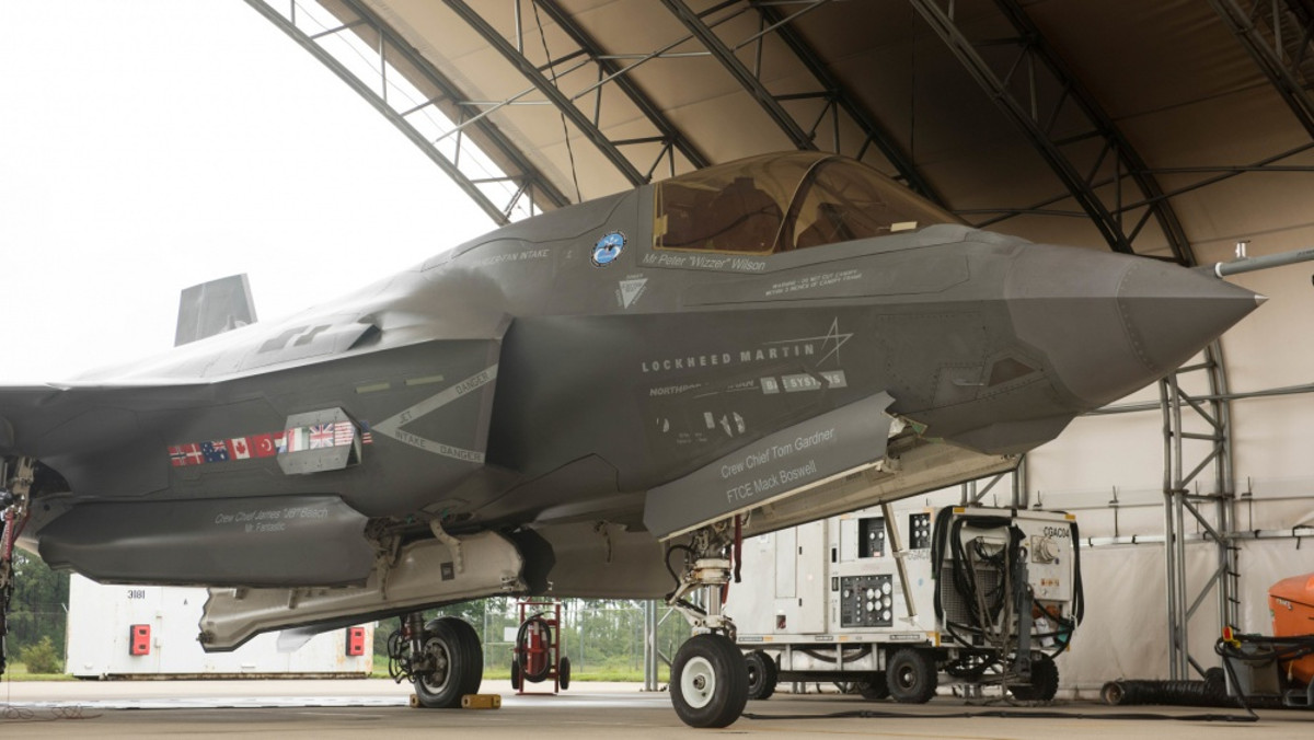 F-35 Lightning II Test Model, f-35 facts