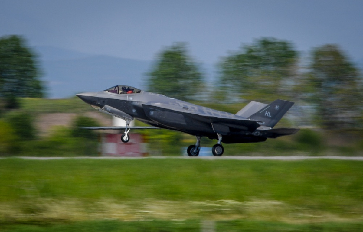F-35 Lightning II in Bulgaria