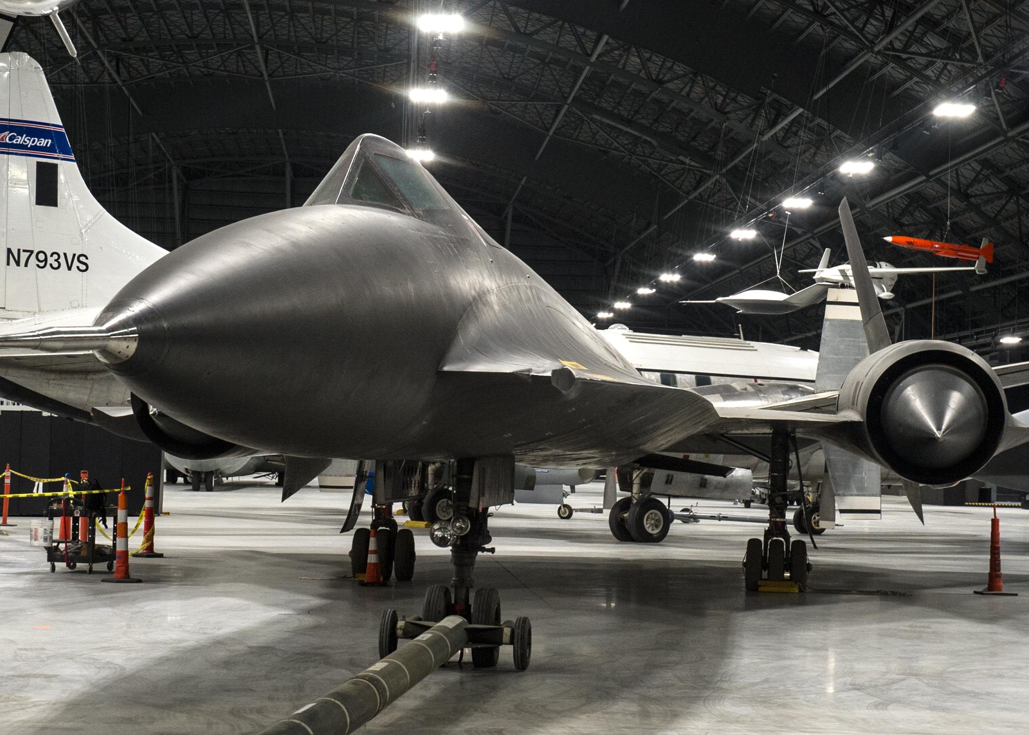 Lockheed YF-12 - Research & Development Gallery