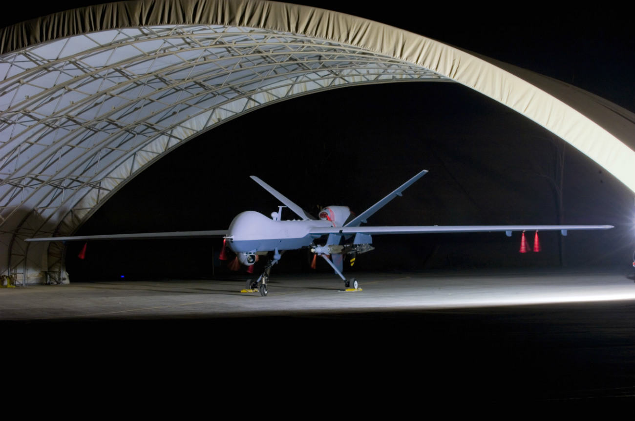 MQ-9 Reaper Images - Eye in the sky