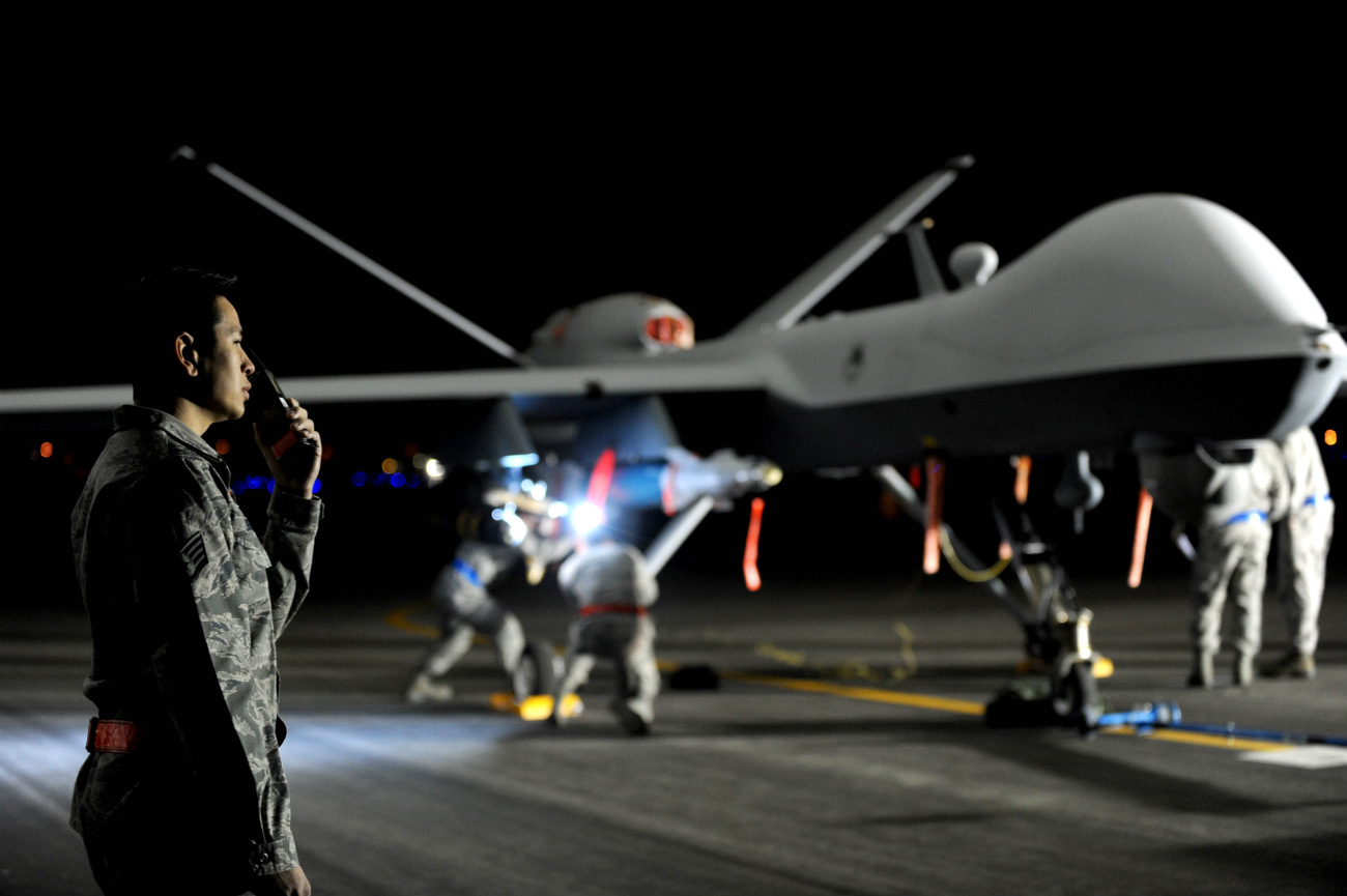 MQ-9 Reaper - Maintenance