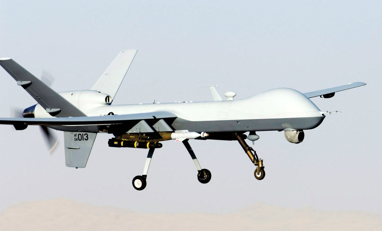 MQ-9 Reaper - Specifications