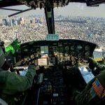 UH-1N Cockpit
