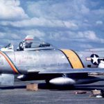 F-86 Sabres in Korea