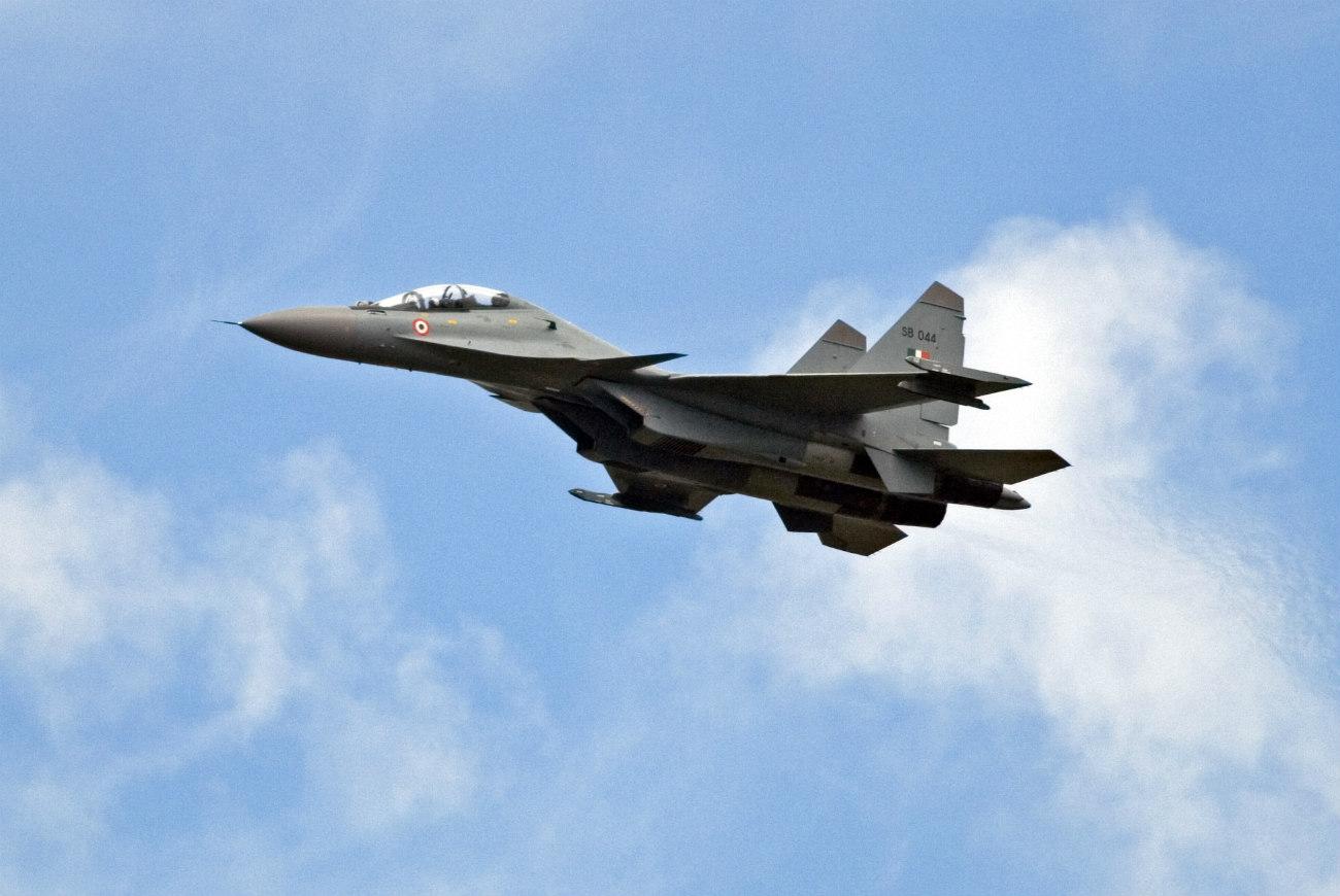 Sukhoi Su-30 MKI cruising altitude