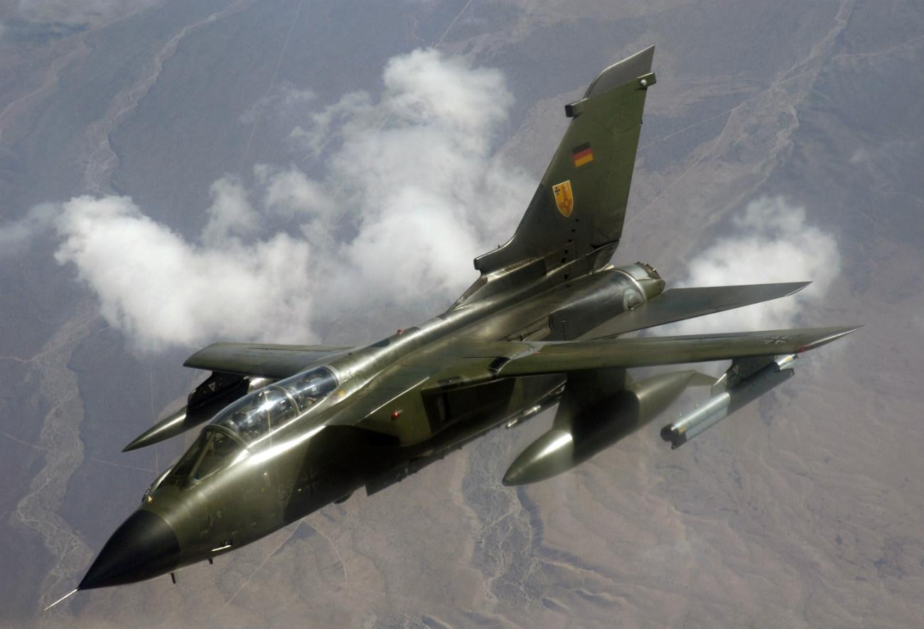 Captivating Images of Panavia Tornado in flight