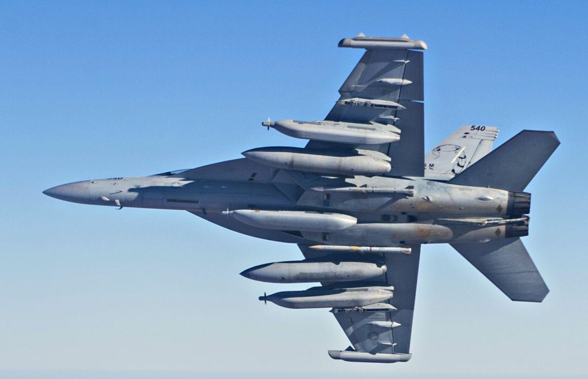boeing ea 18g growler electronic warfare aircraft military machine