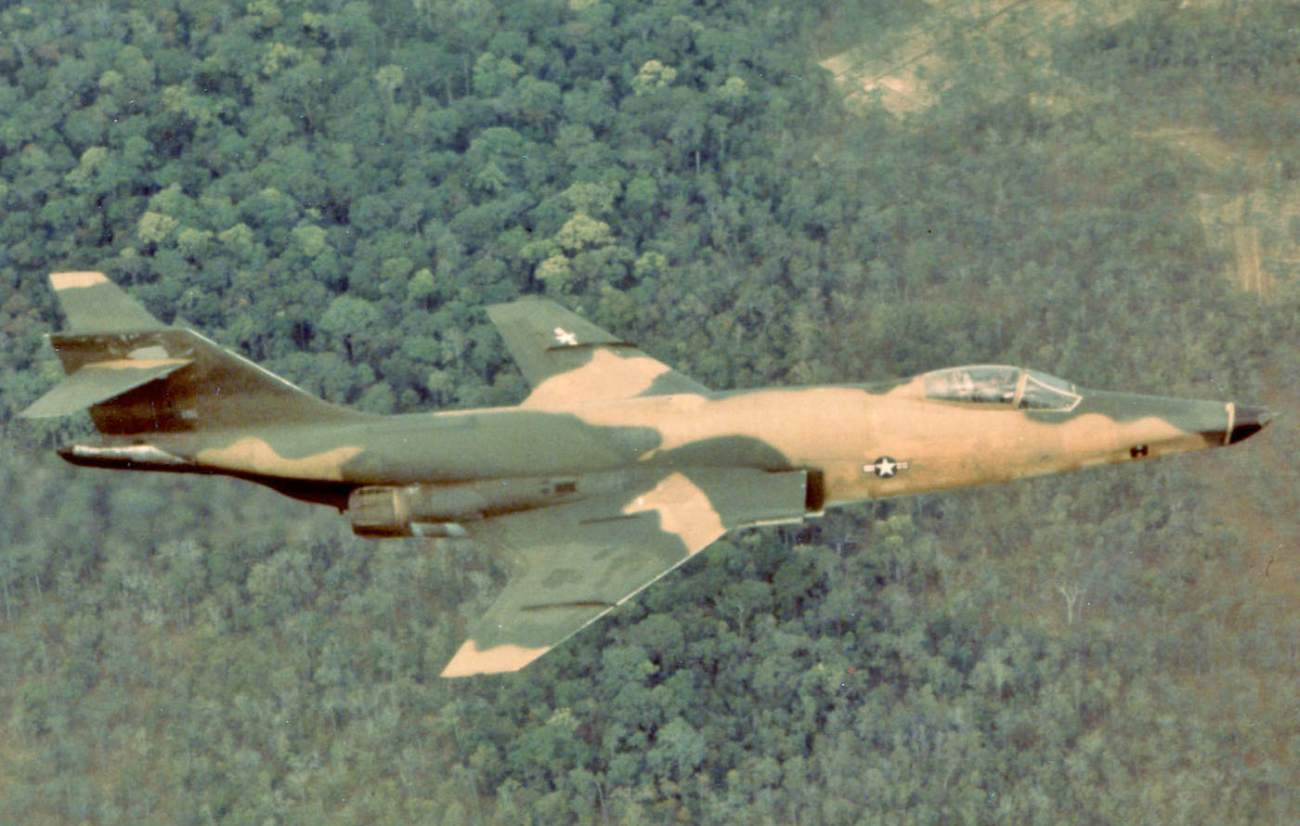 F-101 Voodoo over Vietnam