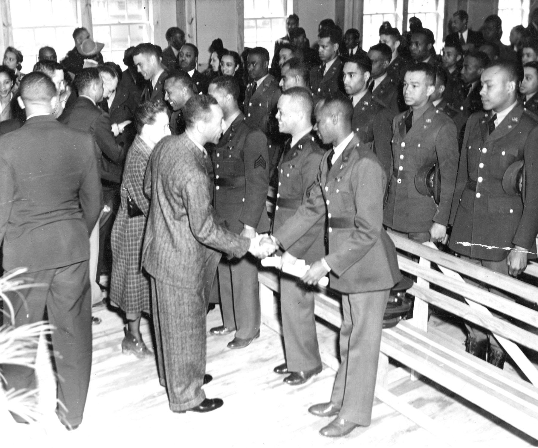 Graduation at Tuskegee