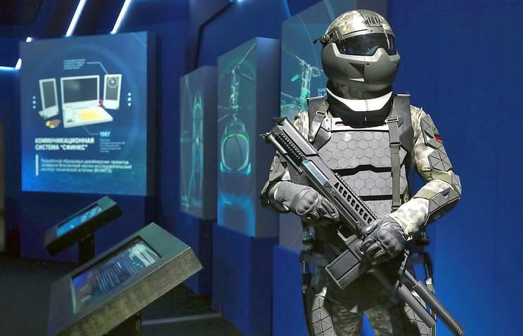Ratnik 3 Russian Combat Suit Future Infantry