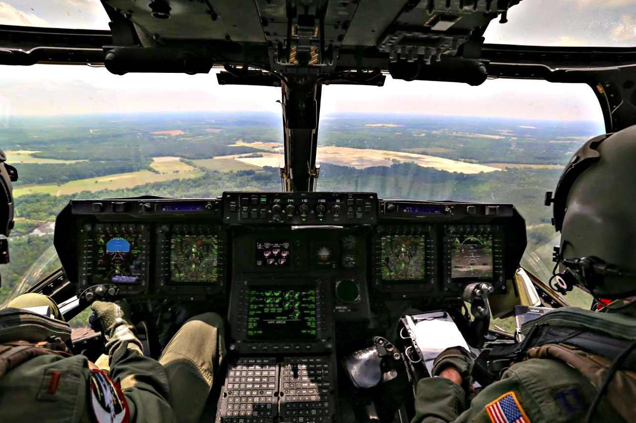 Fighter Aircraft Cockpit, MV-22 cockpit