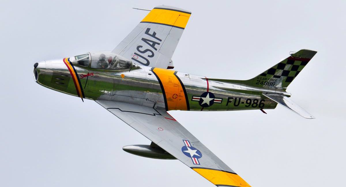 F-86 Sabre featured image