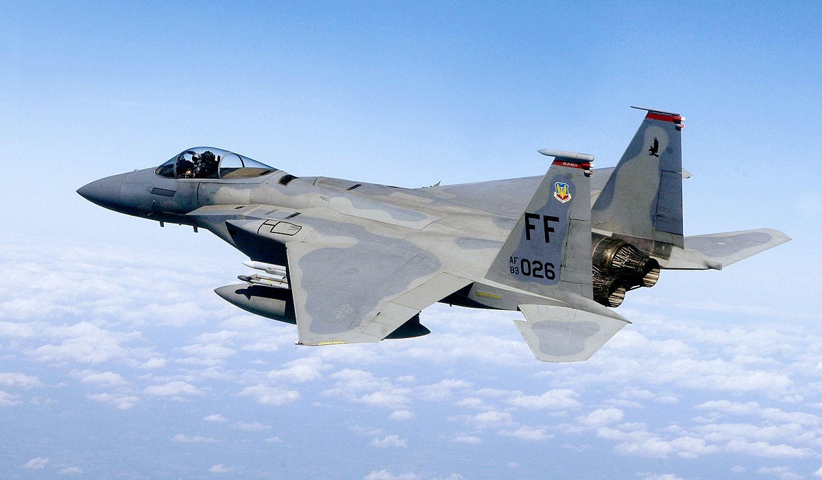 most expensive military jets, F-15