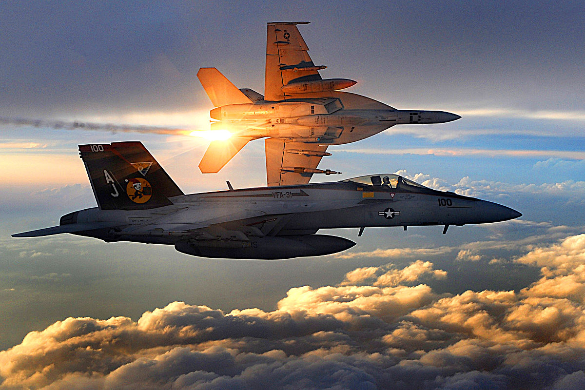 most expensive military jets, Super Hornet