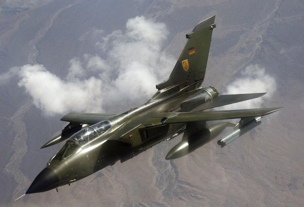 most expensive military jets, Panavia Tornado