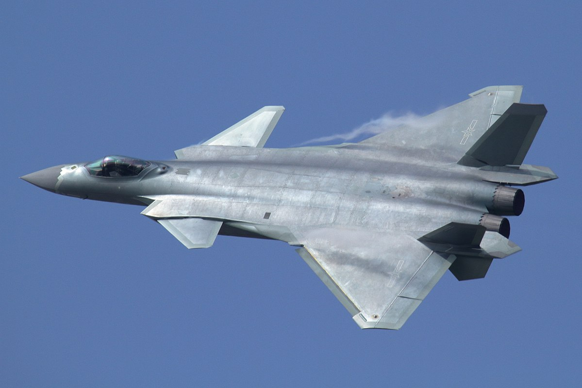 most expensive military jets, J-20