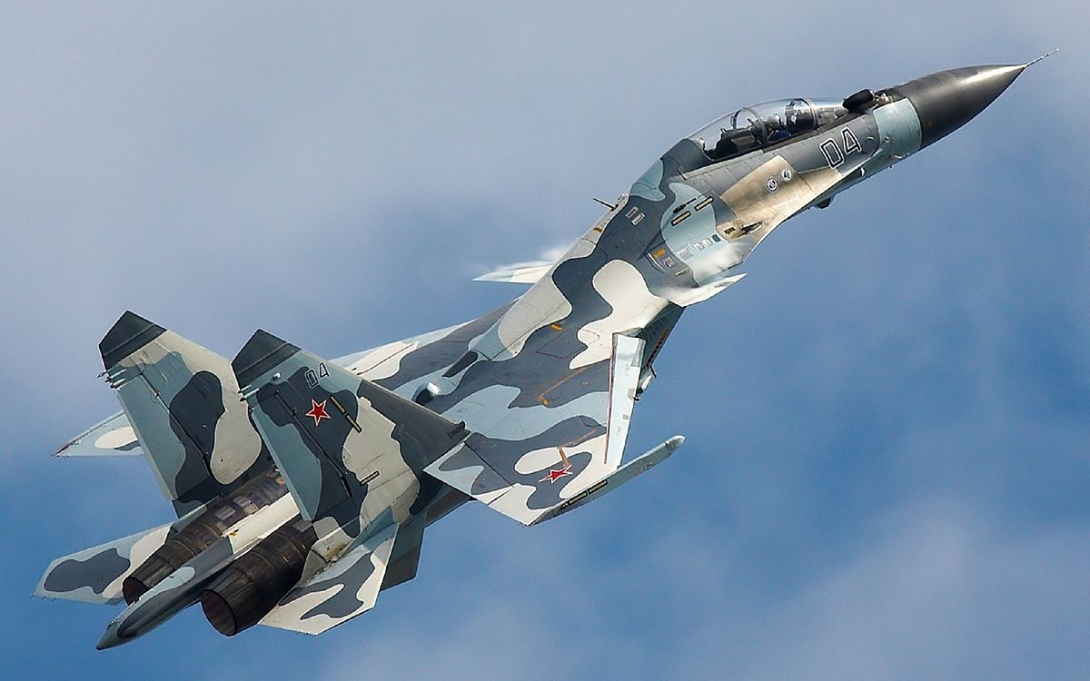 most expensive military jets, Su-30