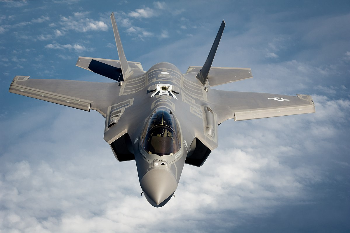 most expensive military jets, F-35A