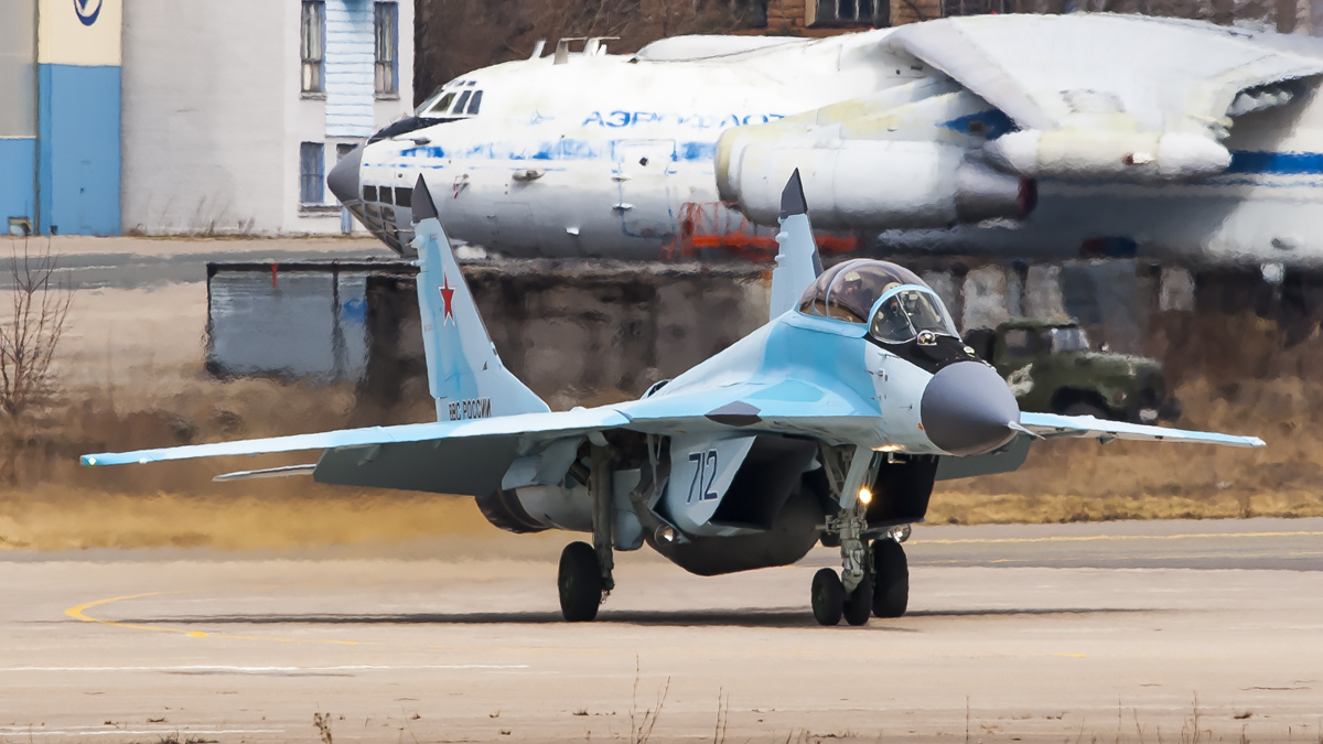 most expensive military jets, MiG-35